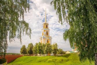 Повесть о земле Рязанской (2 дня, автобусный тур)