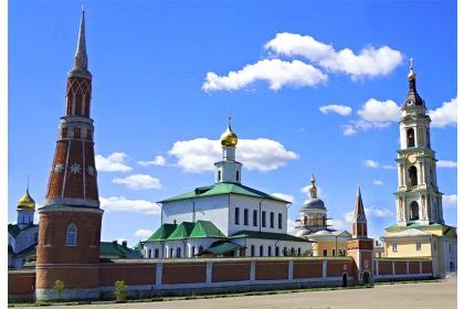 Коломна – жемчужина Московии (с монастырским обедом, авторская экскурсия Валерия Страхова)