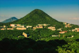 Встречи с чудесами Кавказа (8 дней + ж/д или авиа)