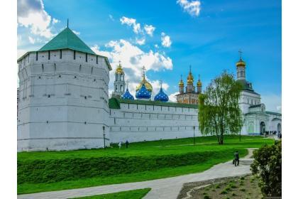 Святые источники Руси (среда - воскресенье) (5 дней, автобусный тур)