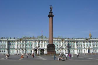 Классический Санкт-Петербург со ср  (5 дней+ж/д, октябрь 2020 - март 2021)