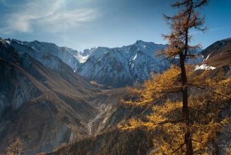 Байкальский странник Осень. (6 дней + авиа или ж/д, сентябрь-октябрь 2020)