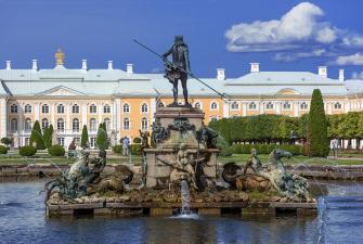 Весенний Санкт-Петербург ( 4 дня + жд)