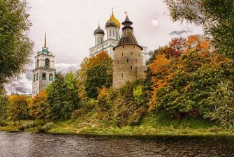 Древний Псков и Великий Новгород (3 дня + ж/д)