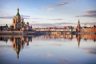 Золотой Казан и Красный город (весна-лето, 5 дней + ж/д)