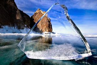 Кристальный лед Байкала (8 дней +авиа)