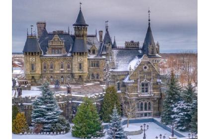 Рождество в Самаре (Сызрань – Тольятти - Замок Гарибальди, 3 дня + ж/д)
