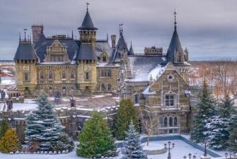Рождество в Самаре. Сызрань – Тольятти - Замок Гарибальди (3 дня + ж/д)