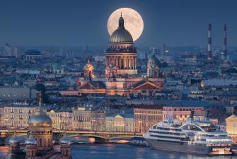 Выходные в Петербурге ( 2 дня + ж/д, октябрь - апрель)