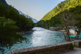 Большая Абхазская кругосветка (8 дней + ж/д или авиа)
