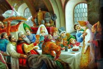 Кулинарная Одиссея: от Весьегонии до русской Атлантиды (с переездом на скоростном поезде, 3 дня Корпоративный тур)