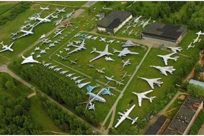 """Монино (музей Авиации – музей ПВО). """"Первым делом, первым делом – самолёты..."""""""