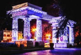 Крымская кругосветка на Новый год (5 дней+авиа или ж/д )