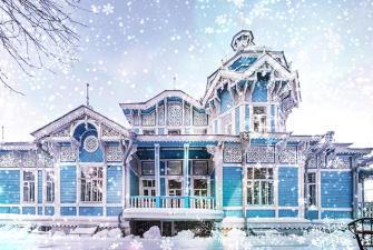 Новый год в Сердце Сибири! (Томск, 4 дня+авиа)