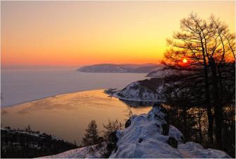 Зимняя сказка Байкала (6 дней + ж/д или авиа, январь-март 2021)