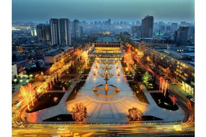 Открой для себя Баку (5 дней + авиа)