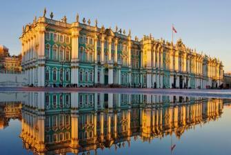 Дворцы, их тайны и творцы по средам (май-сентябрь, 5 дней + жд)