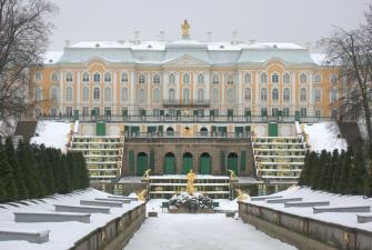 В Петербург - недорого!  (6 дней + ж/д, сентябрь 2020-март 2021 )