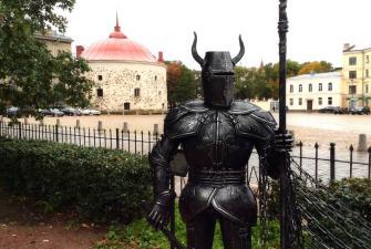Легенды и тайны средневекового Выборга (3 дня+ж/д)
