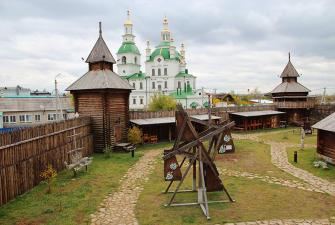 В Сибирь по своей воле… (3 дня +ж/д или авиа)