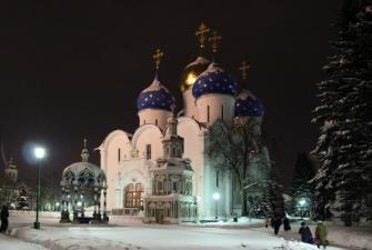 Новый год в Сергиевом Посаде – «Посадский 3*» (2 дня, автобусный тур)
