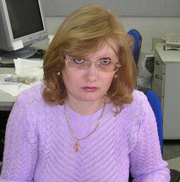 Тополова Татьяна